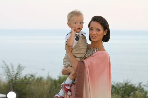 Тетяна Денисова вперше розповіла, хто батько її сина