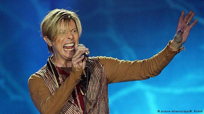 У Берліні увічнили пам'ять рок-співака Девіда Боуї (фото)