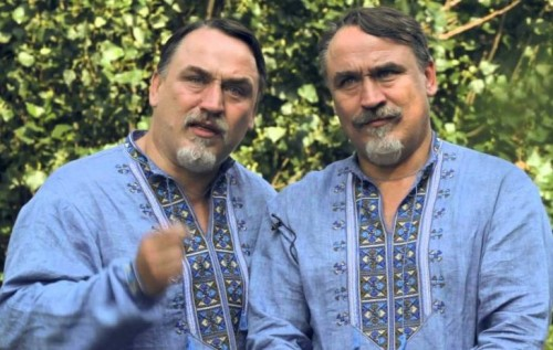 День незалежності України: брати Капранови влаштували скандал через російську музику на Майдані (фото)