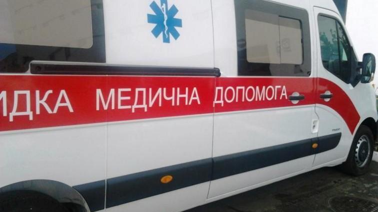 В Києві проломили голову Зеленському (ВІДЕО)