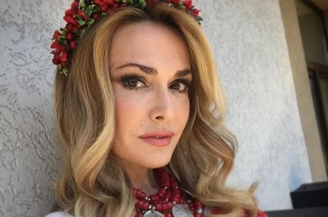 Оголена Сумська показала неймовірну красу тіла у свої 50 (фото)