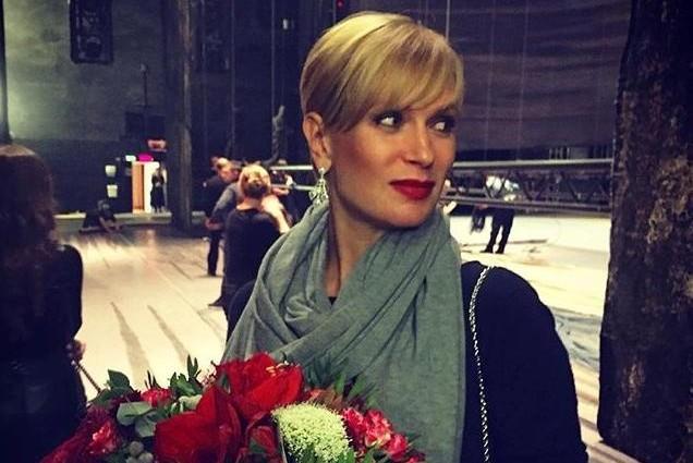42-річна актриса Олеся Судзиловська оголилася в Instagram (фото)