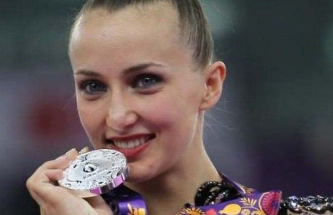 Привід для гордості: кримська гімнастка виграла медаль для України (фото)