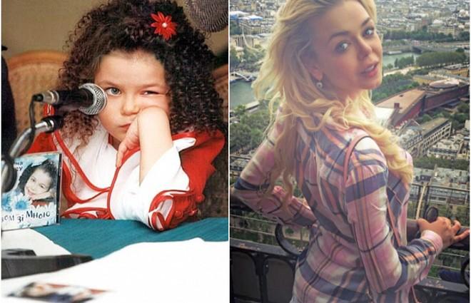 До та після: якою стала співачка Аліна Гросу (фото)