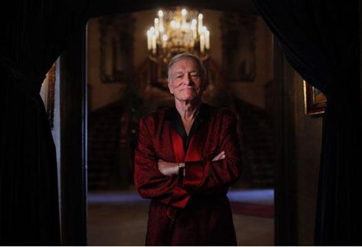Засновник Playboy продав свій особняк за $100 млн (фото)