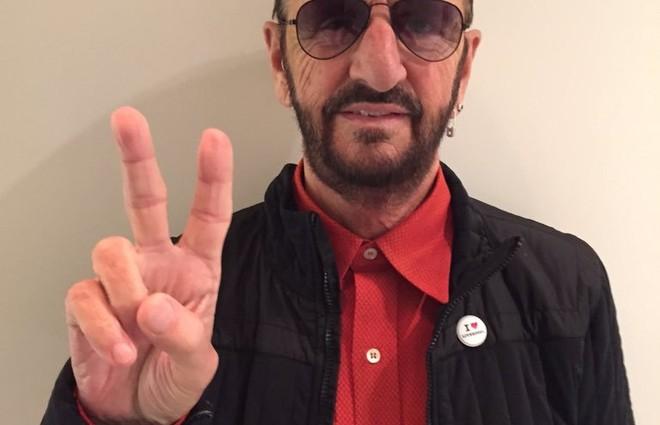 Барабанщик групи The Beatles став прадідом (фото)