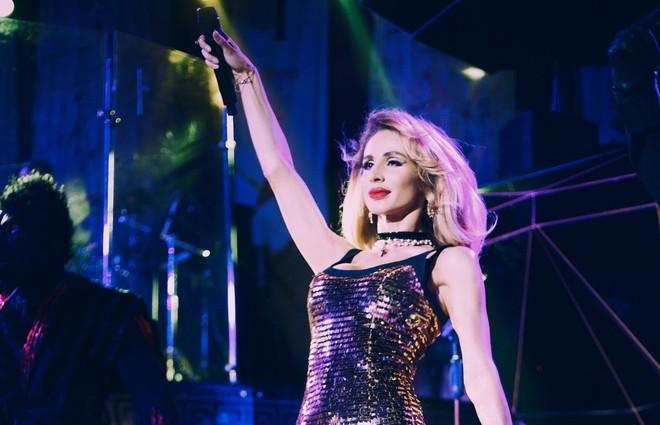 LOBODA побила рекорд своїх суперхітів «Пора домой» і «40 градусов» (фото)