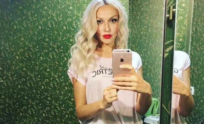 Суперблондинка Оля Полякова зробила дочці незвичайний подарунок (ФОТО)