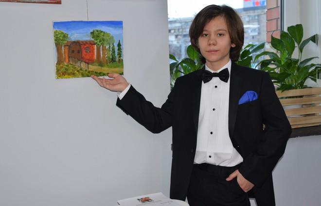 Гордість України: юний український піаніст, який підкорив Америку (фото)