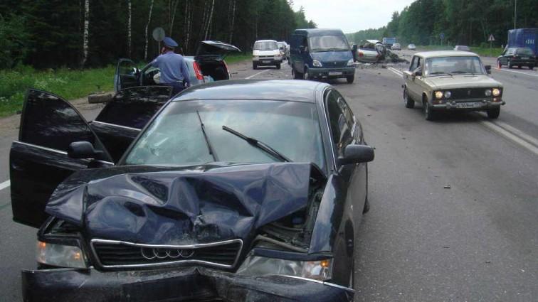 Автомобіль Преснякової збив на смерть пішохода (ФОТО)