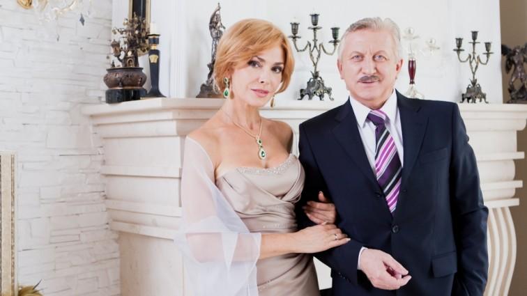 Ольга Сумська та Володимир Горянський видають доньку заміж (фото)