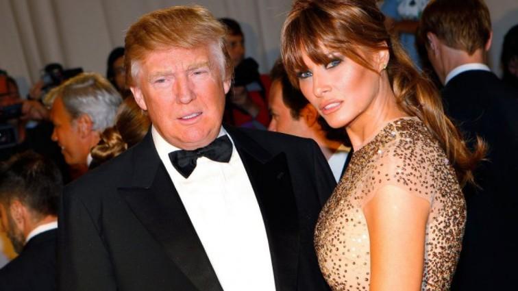 Американські ЗМІ тиражують фото оголеної дружини Трампа (ФОТО)