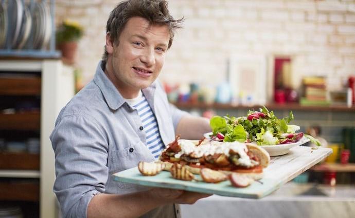 Знаменитий кулінар Джеймі Олівер від тепер багатодітний батько (фото)