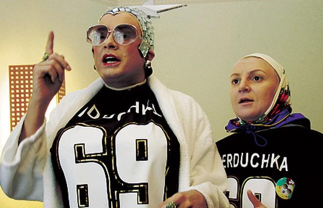 Очевидці побиття мами Вєрки Сердючки: «Цигани били Інну та її доньку кулаками в обличчя!» (фото)