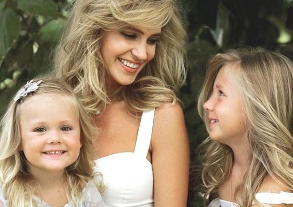 Наталія Іонова (Глюкоза) станцювала з доньками фламенко (ВІДЕО)