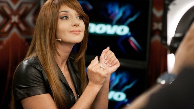 Оксана  Марченко вразила шанувальників сукнею за 300 тисяч гривень (ФОТО)