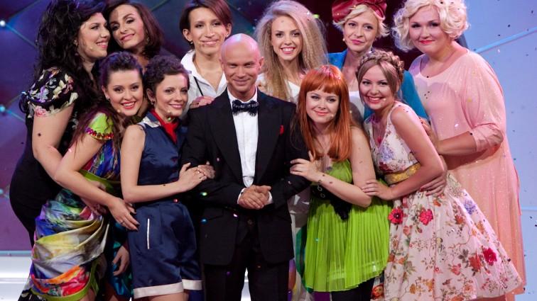 Катя Варнава представила повністю оновлений склад Comedy Woman (ФОТО)
