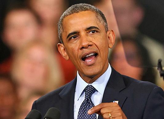 Барак Обама виступив проти фемінізму (фото)