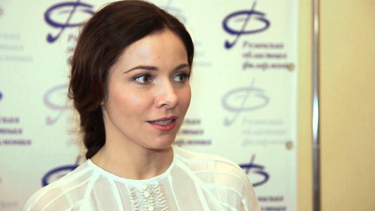 40-річна актриса Катерина Гусєва вразила своїм виглядом без макіяжу (ФОТО)