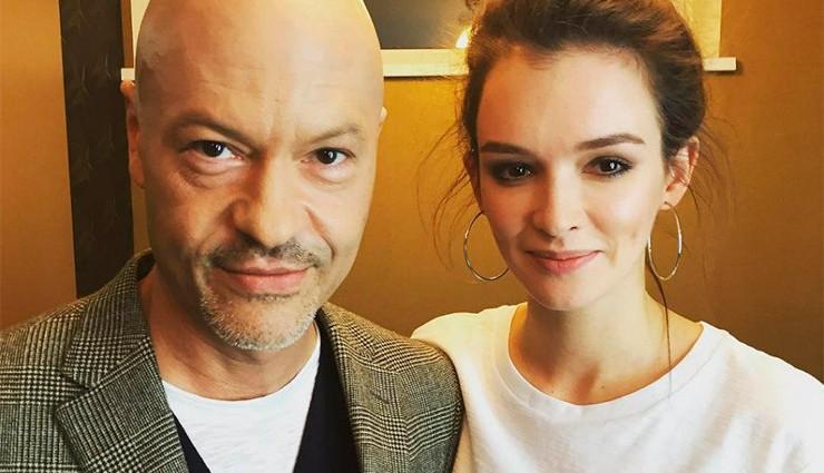 Федір Бондарчук забороняє Пауліні Андрєєвій оголюватися перед камерами (ФОТО)