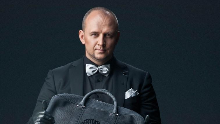 Популярний співак і продюсер Олексій «Потап» Потапенко заінтригував новим шоу (ФОТО)