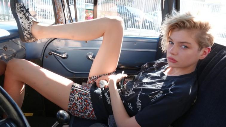 Бельгійська співачка Стелла Максвелл — найсексуальніша жінка на планеті (фото)