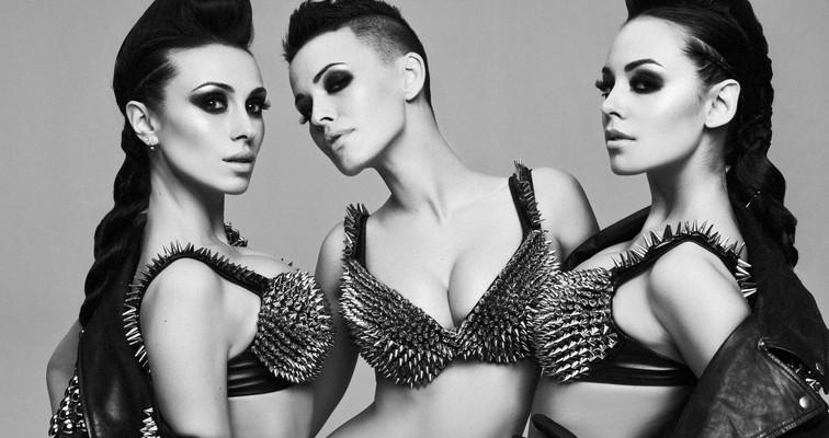 Гурт «Nikita» в оновленому складі влаштували сексуальну «голу» фотосесію (ФОТО)