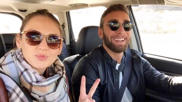 Вже не холостяк: Іраклі Макацарія і Альона Лесик одружилися, фаната ошелешені від її сукні (ФОТО)