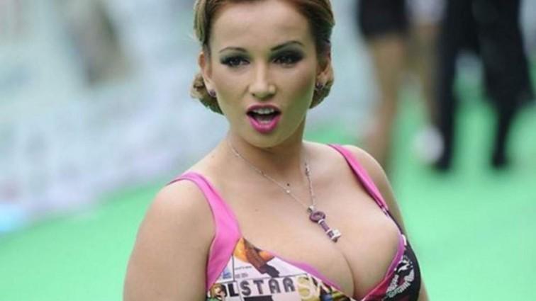 Схудла Анфіса Чехова приголомшила інтимним знімком у жахливій нижній білизні (ФОТО)