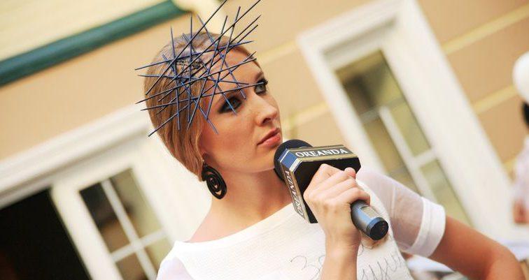 Ідеально: Катя Осадча вразила оригінальним романтичним образом (ФОТО)