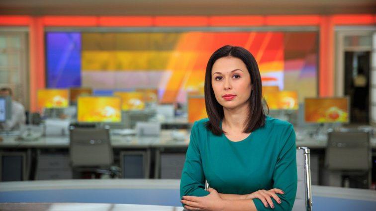 Ексклюзив: телеведуча Анастасія Мазур вперше стала мамою (ФОТО)
