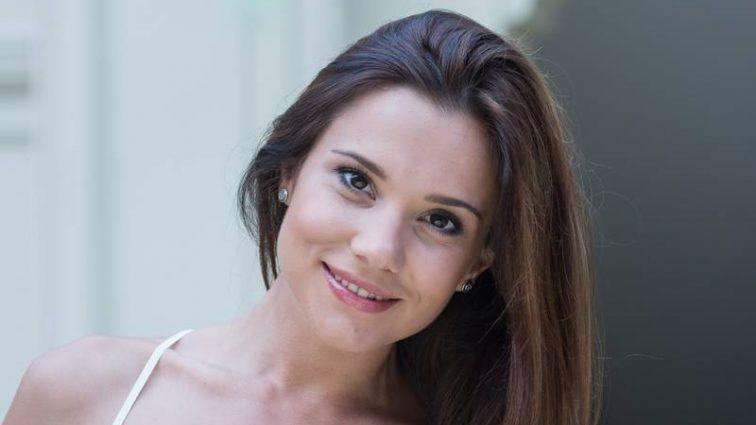 Галина Безрук поділилася першим фото після виписки з пологового будинку (ФОТО)