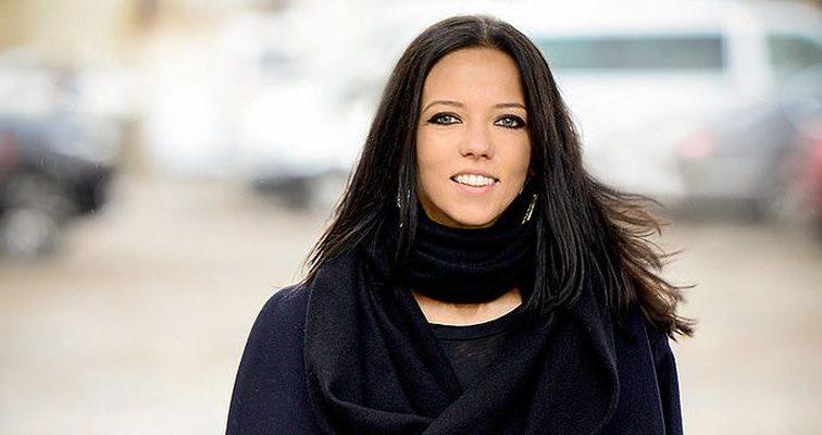 Безсоромна екс-дружина Потапа Ірина Горова задерла ноги та показала свої оголені інтимні місця (ФОТО)