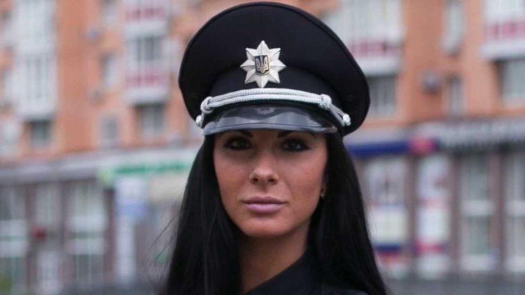 Сексі-коп Людмила Мілевич розповіла, скільки в неї було чоловіків