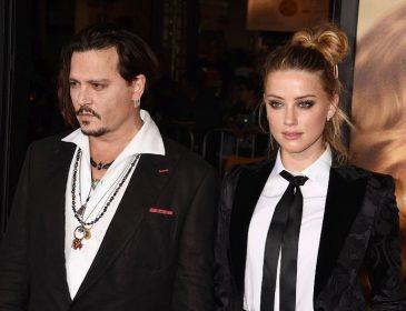 Джонні Депп і Ембер Херд офіційно розлучилися