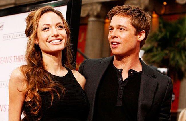Про розлучення Джолі та Пітта в Голлівуді знімуть фільм
