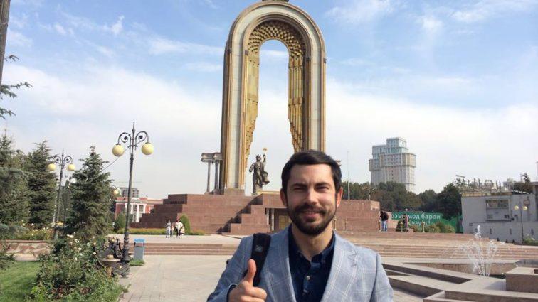 Сенсація: телеведучий Андрій Бедняков вперше показав усій країні дочку і кохану дружину (ФОТО)