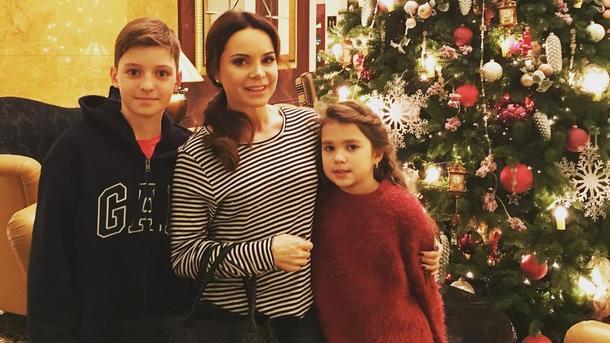 Руслана, Настя Каменських і Лілія Подкопаєва розповіли, як провели Різдво