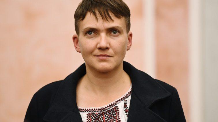 Країна в шоці: у Мережу потрапив інтимний знімок Надії Савченко з її коханцем (ФОТО)