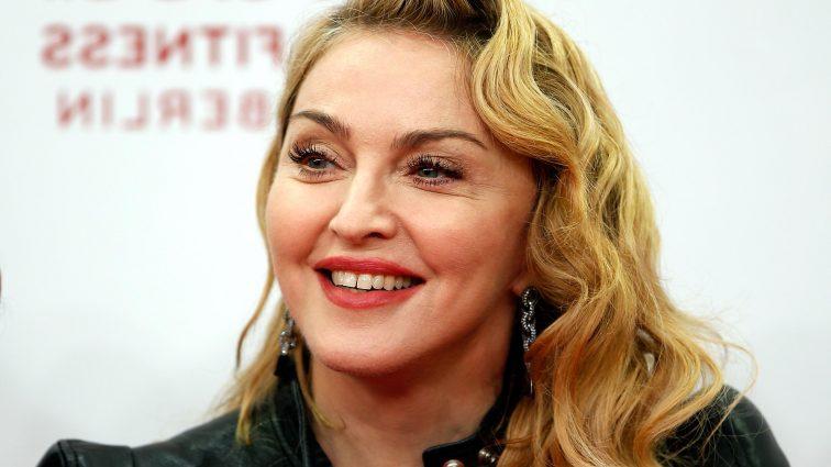 Мадонна шокувала черговою витівкою
