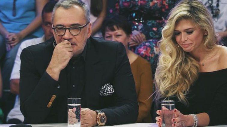 Віра Брежнєва та Костянтин Меладзе показали інтим на сцені (ФОТО)