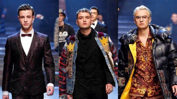 Діти зірок зі США взяли участь у показі одягу відомого бренду (ФОТО)