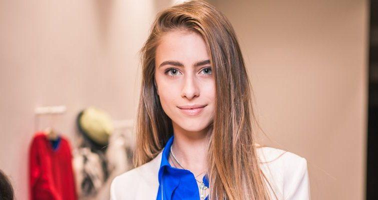 Внучка Софії Ротару стала обличчям MBKFD (ФОТО)