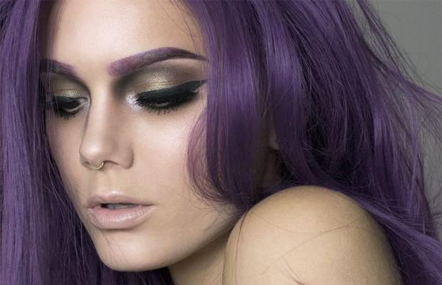 Новий ультрамодний тренд: кольорові брови (ФОТО)