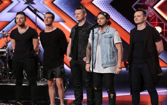 Фіналісти «Х-фактора-7» Detach презентували пісню для «Євробачення-2017»