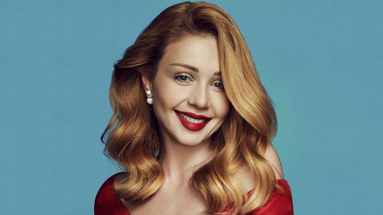 Розкішна Тіна Кароль стала обличчям косметики Garnier (ФОТО)