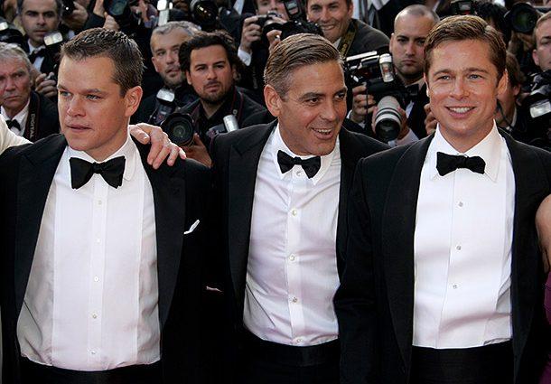 Метт Деймон розповів, як умовляв Джорджа Клуні нікому не розповідати про вагітність дружини