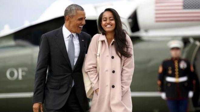 «А як же Гарвард?»: донька екс-президента Обами працюватиме в Голлівуді