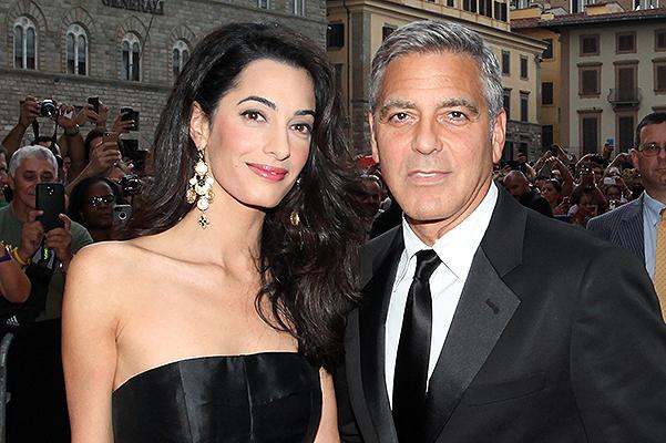 Амаль і Джордж Клуні підтвердили, що чекають на двійню