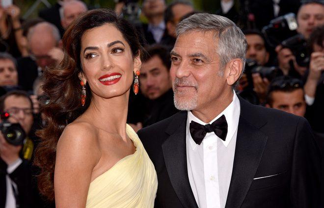Офіційно: стало відомо стать майбутніх дітей Джорджа Клуні